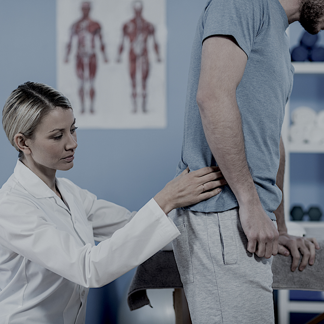 PhysiotherapyBack Injury Physiolab
